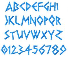 greek font | Greek font Machine Embroidery Designs For Camp Half-blood T-shirt