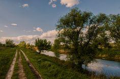 Evening on the river Lopan. Kharkov. Ukraine. by Igor Nayda on 500px