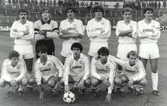 the old Real Madrid