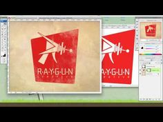 Photoshop Tutorial : Using Textures as Layer Masks- Great Tutorial on how to achieve vintage, grundgey look using layer masks