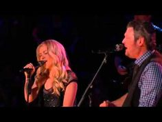 Christina Aguilera & Blake Shelton - Just A Fool (Unofficial Music Video) - YouTube