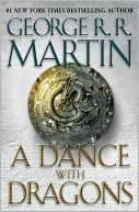 A Dance with Dragons Book 5 Dammit George RR Martin.where are books 6 & I'm waiiiiiiiittttting. Game Of Thrones Books, Game Of Thrones Series, George Rr Martin, Good Books, Books To Read, My Books, Amazing Books, The Winds Of Winter, A Dance With Dragons