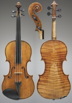 ANTONIO STRADIVARI   A VIOLIN, KNOWN AS THE PENNY, CREMONA, CIRCA 1700   18th Century, violin   Christie's