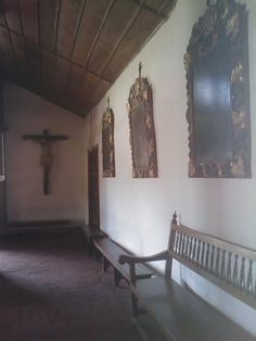 Iglesia San José de Orosi, Cartago, Costa Rica