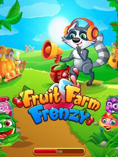 Fruit Farm Frenzy - screenshot