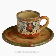 Italian Dinnerware – Espresso Cup and Saucer – Handmade in Italy from our Terre Di Chianti Collection  Check It Out Now     $39.00     One of our original and most traditional collections, Terre di Chianti or Land of the Wine is decorated with the vi ..  http://www.handmadeaccessories.top/2017/03/20/italian-dinnerware-espresso-cup-and-saucer-handmade-in-italy-from-our-terre-di-chianti-collection-2/