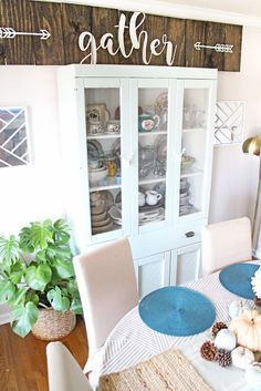 Make This Statement Piece For Your Dining Room From Just A Few Pieces Of Scrap Wood