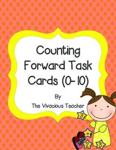 This free and fun activity is designed to increase number fluency from numbers 1 through 10. Students pick a colorful card and follow the directions to count from a starting number to a specific ending number. (For example: Start counting at 4. Stop counting at 9.) Print the cards on heavy card stock and laminate for a reusable resource.