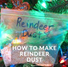 Reindeer Dust - Magi