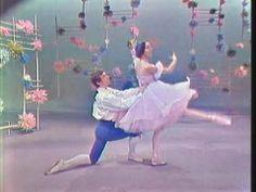 Flower Festival - Rudolf Nureyev and Maria Tallchief (1962)