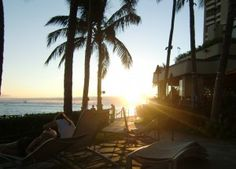 Hawaii Aloha/Gallery ハワイ・アロハ ギャラリー(写真) - Part   Waikiki SUNSETT