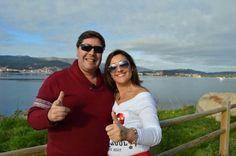 #anabelycarlos entre nubes y un tímido sol, queremos desearte un hermoso jueves!! blog.carlossanin.com