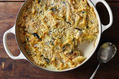 Kale Macaroni and Cheese in Homage to Woodberry Kitchen, a recipe on Food52