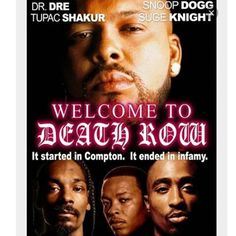 Watching #WelcomeToDeathRow before I go to work.. Never get tired of watching this #documentary #DeathRow #SugeKnight #DrDre #SnoopDogg #2Pac #StraightOuttaCompton by rollin_twoonefour