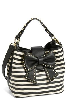 Betsy Johnson Bucket Bag available at #Nordstrom