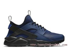 timeless design 5ff60 b507d Homme Nike Air Huarache Run Ultra dark blue/black 819685_402 Officiel Acher  Urh-1704202914