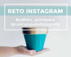 Primer Reto #Instagram. Tema: Primavera Fechas: Del 9 al 24 de abril de 2015.