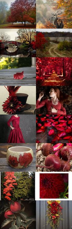 Brave: Rouge by mamadupuis on Etsy--Pinned+with+TreasuryPin.com
