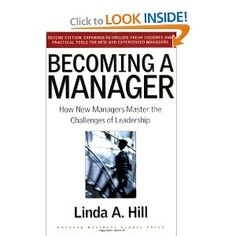 Becoming a Manager: How New Managers Master the Challenges of Leadership - Pure awesome!  Follow 19 high performing individual contributors as they transition to management.