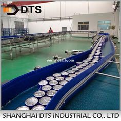 When the lateral forces on the two sides are not equal, the deviation of the conveyor belt is caused. Conveyor System, Conveyor Belt, Industrial Park, Pop Cans, Coal Mining, Building Materials, Two By Two, City, Band