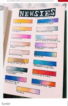 Newsies watercolor aesthetic