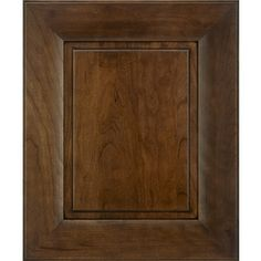Schuler Cabinetry Sorrento 17.5 In X 14.5 In Eagle Rock Sable Glaze Cherry  Cabinet