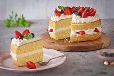 Tarta de chocolate blanco ¡para chuparse los dedos! , Increíble esta tarta de chocolate blanco ¡no de digáis que no os dan ganas de meter la mano en la pantalla para coger un trocito!