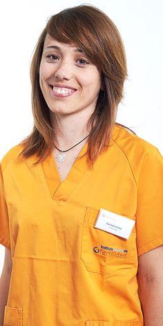 Instituto Europeo de Fertilidad.Sara García Cano.Licenciada en Ciencias Biológicas.Master en Reproducción Humana.Título Europeo de Embriología Clínica