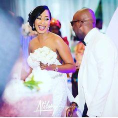 Lovely shot of the pretty bride.  @atilarystudios #wedding #bride #candid #weddingphotography