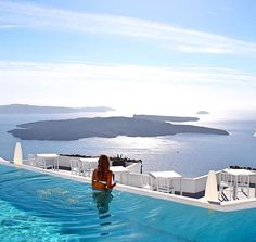 Pin for Later: 49 Islands You Must Visit Before You Die Santorini, Greece