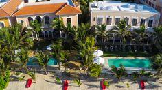 Hacienda Del Mar And Hacienda Corazon Aerial View