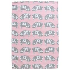 Williams Sonoma Jacquard Animal Towel (11 AUD) ❤ Liked On Polyvore  Featuring Home, Kitchen U0026 Dining, Kitchen Linens, Pig Kitchen Towels, Gray  Kitchu2026