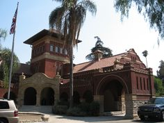 Redlands - Smiley Library