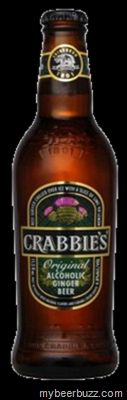 Crabbies - The Original Alcoholic Ginger Beer Coming to the U.S.