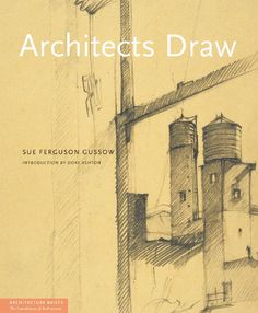 Architects Draw offers a practical and invaluable way to help students and would-be sketchers translate what they see onto the page, not as an imitation of reality, but as a comprehensive union of voids and solids, light and shadows, lines and shapes.