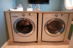 6 Tips for a Safer, More Efficient Laundry #Room.