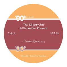 """The Mighty Zaf & Phil Asher - Present (12"""")"""