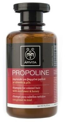 APIVITA Propoline Shampoo for Coloured Hair