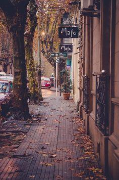 Autumn Cozy — Durazno, Uruguay byJazzy Pao