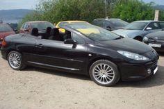 Peugeot 307 Cabrio de segunda mano en Vigo motor 2.0 HDI de 136 c.v. del año 2006, garantía, por solo 6.600 € www.buscocoches.es #cochesdeocasión