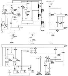 diagrama cableado toyota hilux 2 diagrama Pinterest