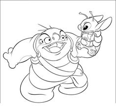 176 Best Stitch Coloring Images In 2020 Stitch Coloring Pages