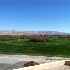 Desert Dunes Golf Course Palm Springs