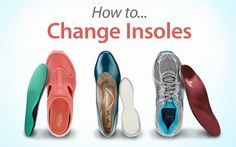 Replacing the insoles of your shoes is like having the oil changed in your car. #insoles