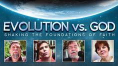Evolution vs. God - Get a study guide to go with the video here: http://www.evolutionvsgod.com/