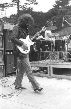 Jerry Garcia   1975