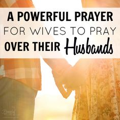 Calling all wives and future wives! We are in a powerful position to pray for our husbands. Let's lift them up today before the King of kings and Lord of lords as only we can as their Covenant Partners in marriage.