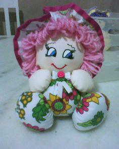 muñeca en trapo