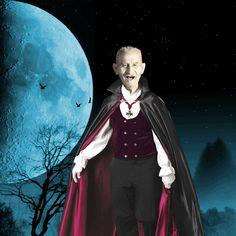 Fotomontajes de Terror El Conde Drácula.