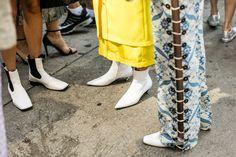 Street style à la Fashion Week printemps-été 2017 de New York : la tendance des…